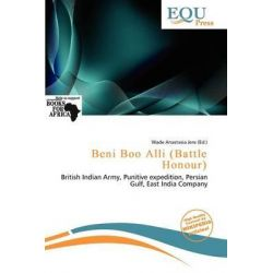 Beni Boo Alli (Battle Honour) by Wade Anastasia Jere, 9786200328656.