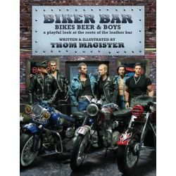 Biker Bar by Thom Magister, 9780982369395.