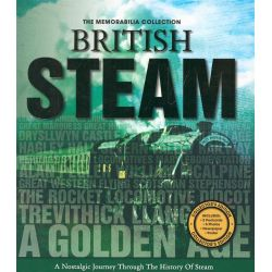 British Steam Engines, Memorabilia Collection by Igloo, 9780857806659.