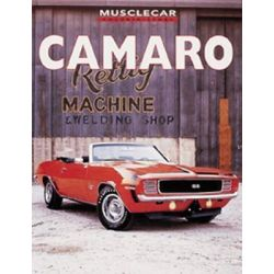 Camaro, Muscle Car Color History by Steve Statham, 9780760304266.