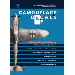 Camouflage & Decals: Volume 5, Messerschmitt BF 109 F by Robert Michulec, 9788365281142.