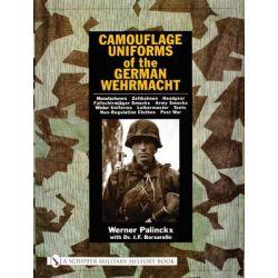 Camouflage Uniforms of the German Wehrmacht, Manufacturers, Zeltbahnen, Headgear, Fallschirmjager Smocks, Army Smocks, P