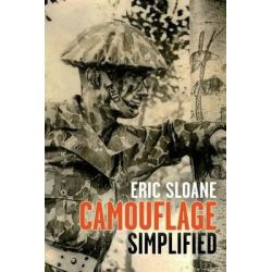 Camouflage Simplified by Eric Sloane, 9781523668854.