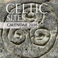 Celtic Sites Calendar 2016, 16 Month Calendar by Jack Smith, 9781516949137.