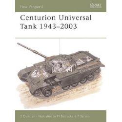 Centurion Universal Tank, New Vanguard by Simon Dunstan, 9781841763873.