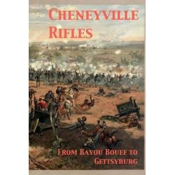 Cheneyville Rifles by Randy Decuir, 9781497442337.