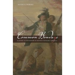 Common Bondage, Slavery as Metaphor in Revolutionary America by Peter A Dorsey, 9781572336711.