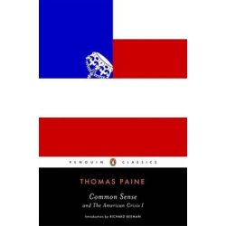Common Sense, And the American Crisis by Thomas Paine, 9780143107590.