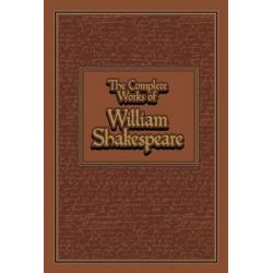 Complete Works of William Shakespeare, Leather-Bound Classics by William Shakespeare, 9781626860988.