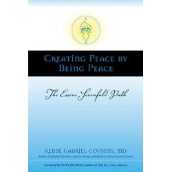 Creating Peace by Being Peace, The Essene Sevenfold Path by Gabriel Cousens, 9781556437229.