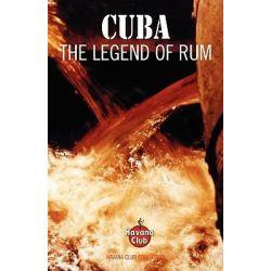 Cuba, The Legend of Rum by Jared McDaniel Brown, 9780976093787.