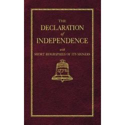 Declaration of Independence, Little Books of Wisdom by Thomas Jefferson, 9781557094483.