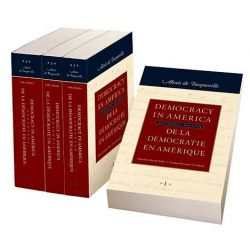 Democracy in America, In Four Volumes by Alexis de Tocqueville, 9780865977242.