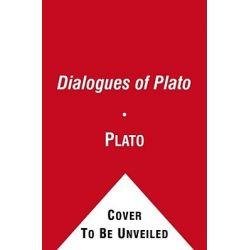 Dialogues of Plato, Enriched Classics (Simon & Schuster) by Plato, 9781439169483.