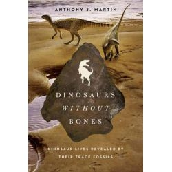 Dinosaurs Without Bones, Dinosaur Lives Revealed by Their Trace Fossils by Anthony J. Martin, 9781605987033.