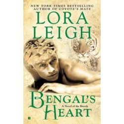 Bengal's Heart, Breeds Series : Book 19 by Lora Leigh, 9780425229026.