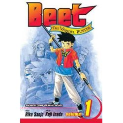Beet the Vandal Buster, Beet the Vandel Buster by Riku Sanju, 9781591166900.