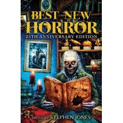 Best New Horror, Volume 25 by Stephen Jones, 9781628738186.