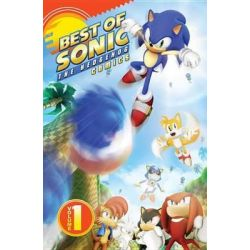 Best of Sonic the Hedgehog, Best of Sonic the Hedgehog by Sonic Scribes, 9781936975297.