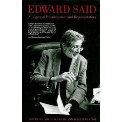 Edward Said, A Legacy of Emancipation and Representation by Adel Iskandar, 9780520258907.