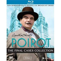 Agatha Christie's Poirot: The Final Cases Collection (Blu-ray )