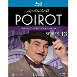 Agatha Christie's Poirot: Series 13 (Blu-ray )