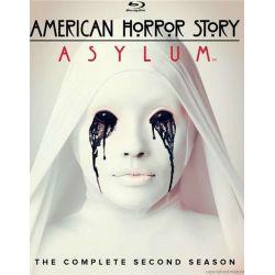 American Horror Story: Asylum (Blu-ray  2012)