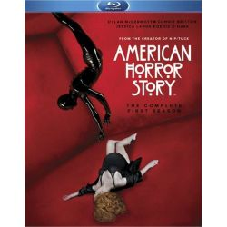 American Horror Story: The Complete First Season (Blu-ray  2011)