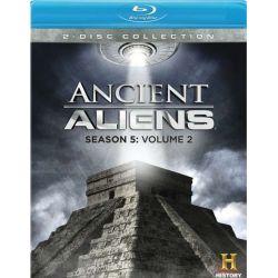 Ancient Aliens: Season Five - Volume Two (Blu-ray  2012)