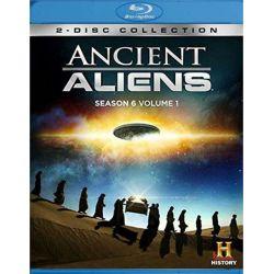 Ancient Aliens: Season Six - Volume One (Blu-ray  2013)