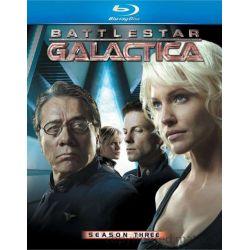 Battlestar Galactica (2004): Season 3 (Blu-ray  2006)