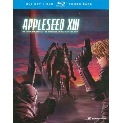 Appleseed XIII: The Complete Series - Alternate Art (Blu-ray + DVD Combo) (Blu-ray )