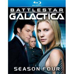 Battlestar Galactica (2004): Season 4 (Blu-ray  2008)