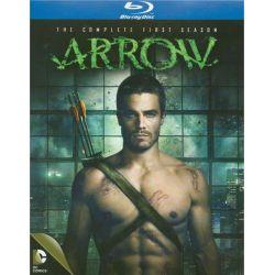 Arrow: The Complete First Season (Blu-ray  2012)