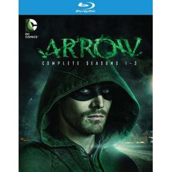Arrow: The Complete Seasons 1-3 (Blu-ray )