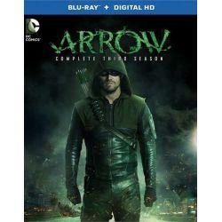 Arrow: The Complete Third Season (Blu-ray + UltraViolet) (Blu-ray  2014)