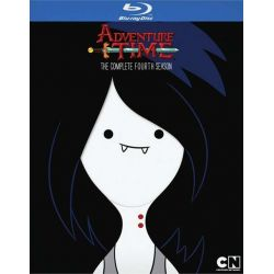 Adventure Time: The Complete Fourth Season (Blu-ray + UltraViolet) (Blu-ray  2012)