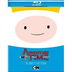 Adventure Time: The Complete First Season (Blu-ray  2010)