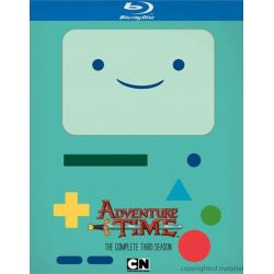 Adventure Time: The Complete Third Season (Blu-ray  2011)