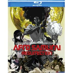 Afro Samurai: Resurrection - Special Edition Director's Cut (Blu-ray  2008)