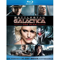 Battlestar Galactica: The Plan (Blu-ray  2009)