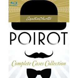 Agatha Christie's Poirot: Complete Cases Collection (Blu-ray )