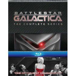 Battlestar Galactica (2004): The Complete Series (Blu-ray  2003)