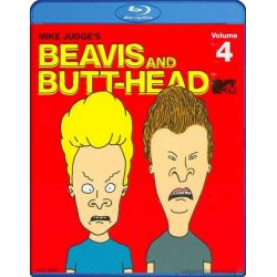 Beavis And Butt-Head: The Mike Judge Collection - Volume 4 (Blu-ray  2011)