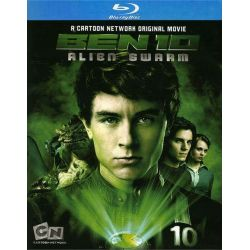 Ben 10: Alien Swarm (Blu-ray  2009)