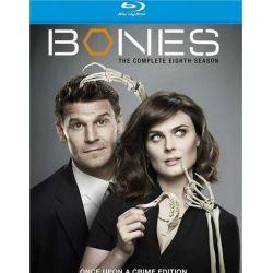 Bones: Season Eight (Blu-ray  2012)