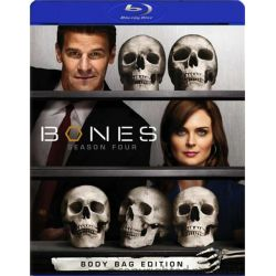 Bones: Season Four - Body Bag Edition (Blu-ray  2008)