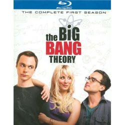 Big Bang Theory, The: The Complete First Season (Blu-ray  2007)