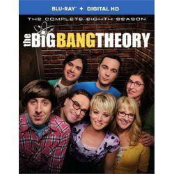 Big Bang Theory, The: The Complete Eighth Season (Blu-ray + DVD + UltraViolet) (Blu-ray  2014)