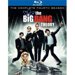 Big Bang Theory, The: The Complete Fourth Season (Blu-ray  2010)